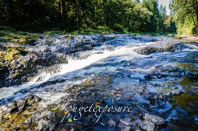 Rainbow Falls State Park