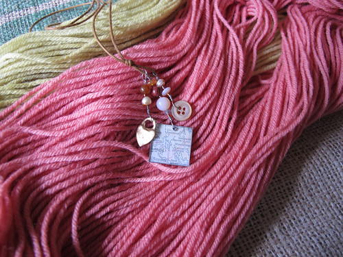 Squam Lake Necklace by Kristine Lingle