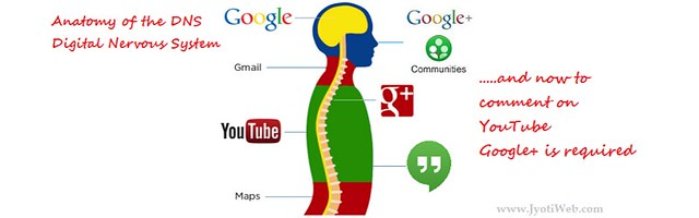Google Social Spine – Anatomy of the DNS – The Digital Nervous System
