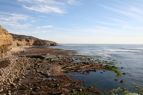 Sunset Cliffs Caves