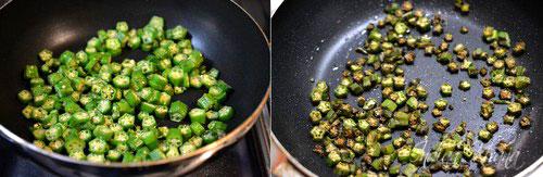 Bhindi-Raita-vendakka-pachadi-recipe