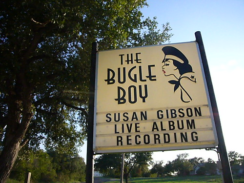 The Bugle Boy