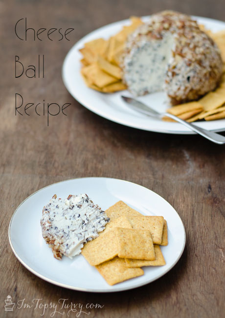 Cheese ball recipe ashlee marie real fun with real food cheese ball recipe forumfinder Gallery