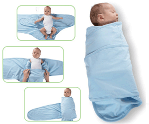 miracle blanket swaddling picture