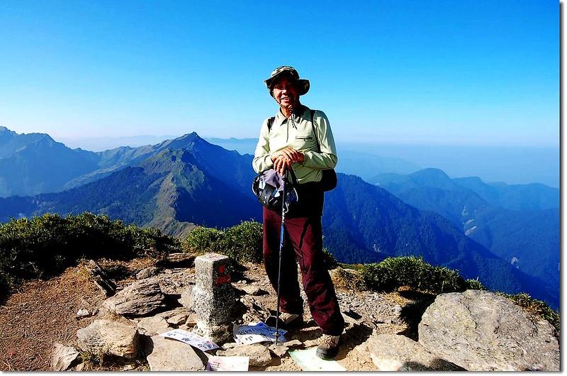 南華山頂 3