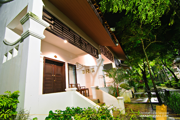 The Deluxe Bungalow Compound at Phuket's Duangjitt Resort