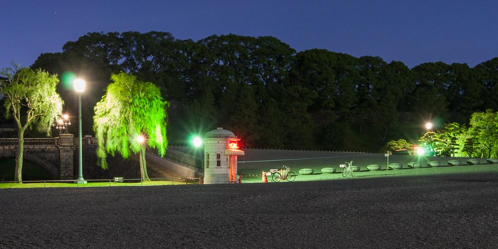 Kokyogaien National Gardens  : Pentax K-3 testshot