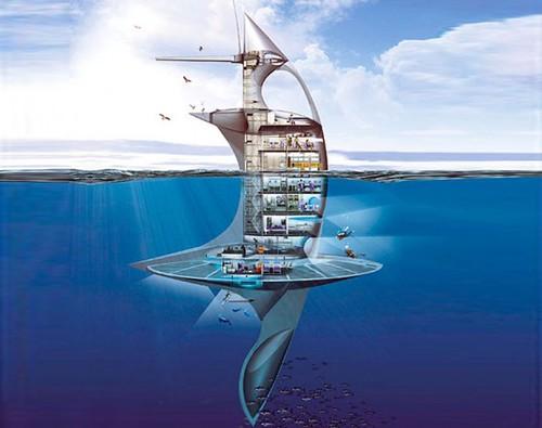Создать плавучую лабораторию SeaOrbiter поможет краудфандинг<br />