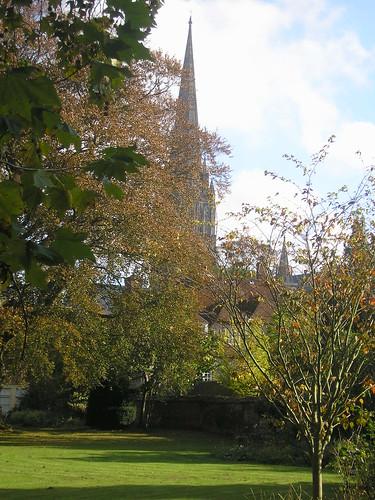 UWE Staff Social trip to Salisbury - October 2011