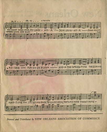 My Louisiana Sheet Music
