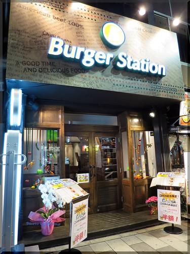 Photo:2013-11-20_ハンバーガーログブック_【新宿】バーガーステーション新宿店 新宿エリアに新たなバーガーの店がNewOpen!-01 By:logtaka