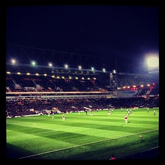 #Westham v #ChelseaFC tonight. Horrible performances.
