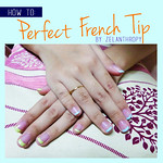 How to do a perfect french tip by zelanthropy