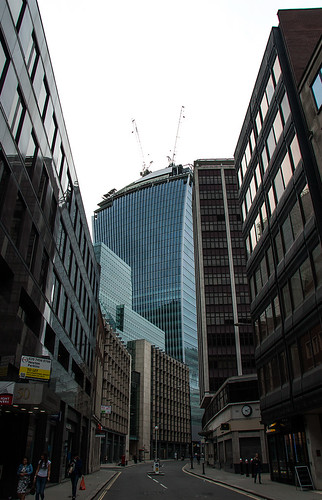 20 Fenchurch Street Building (the Walkie Talkie)