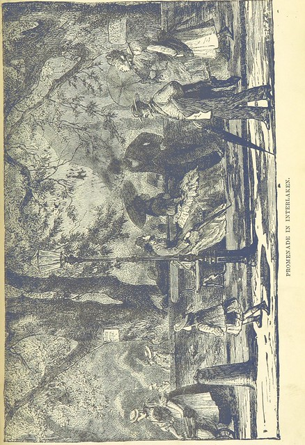 Image taken from page 345 of '[A Tramp Abroad. By Mark Twain.]'