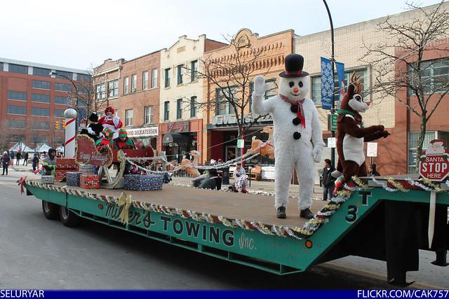 Akron 2013 Holiday Parade Flickr Photo Sharing