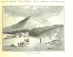 Image taken from page 799 of '[The Holy Land and the Bible. A book of Scripture illustrations gathered in Palestine, etc.]'