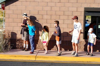 Traveling families - kids learn from traveling!