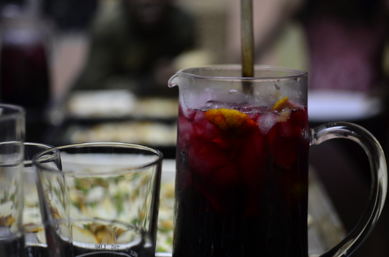 Zobo Punch