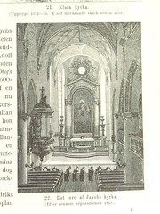 """British Library digitised image from page 27 of """"Genom Sveriges Bygder. Skildringar af vårt land och folk. Ny ... tillökad upplaga. Med 374 illustrationer"""""""
