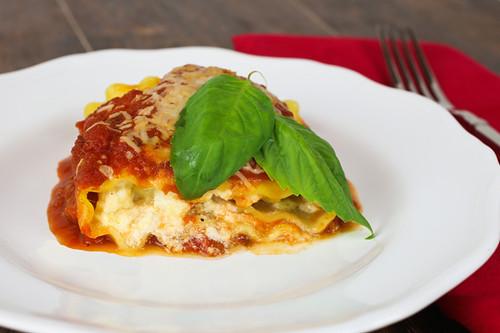 Caprese Lasagna Rolls 2