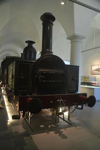 Dampflok Muldenthal