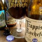 ベルギービール大好き!! ロッシュフォール10 Rochefort 10