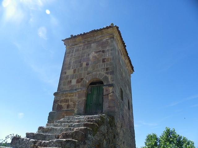 Torre de la Iglesia de los Santos Justo y Pastor