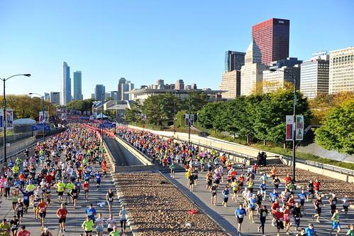 Maratón de Chicago 2013