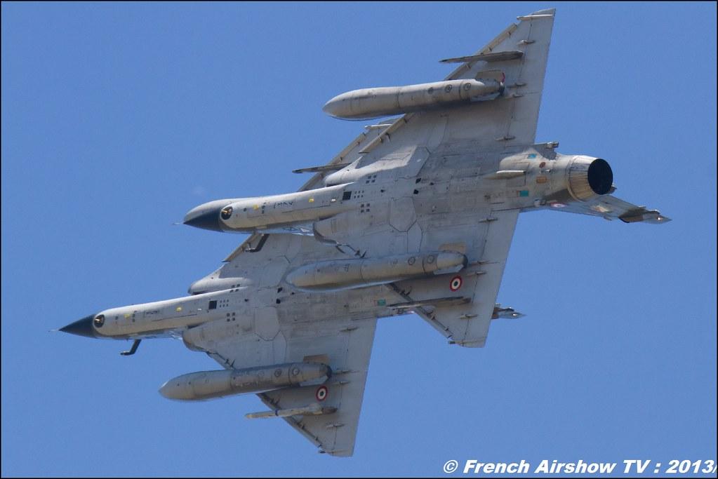 Ramex Delta Mirage 2000N , 60 ans Patrouille de France , Meeting Aerien 2013