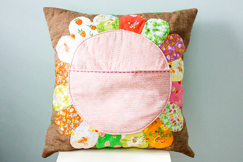 Lyla's Petal Pocket Pillow