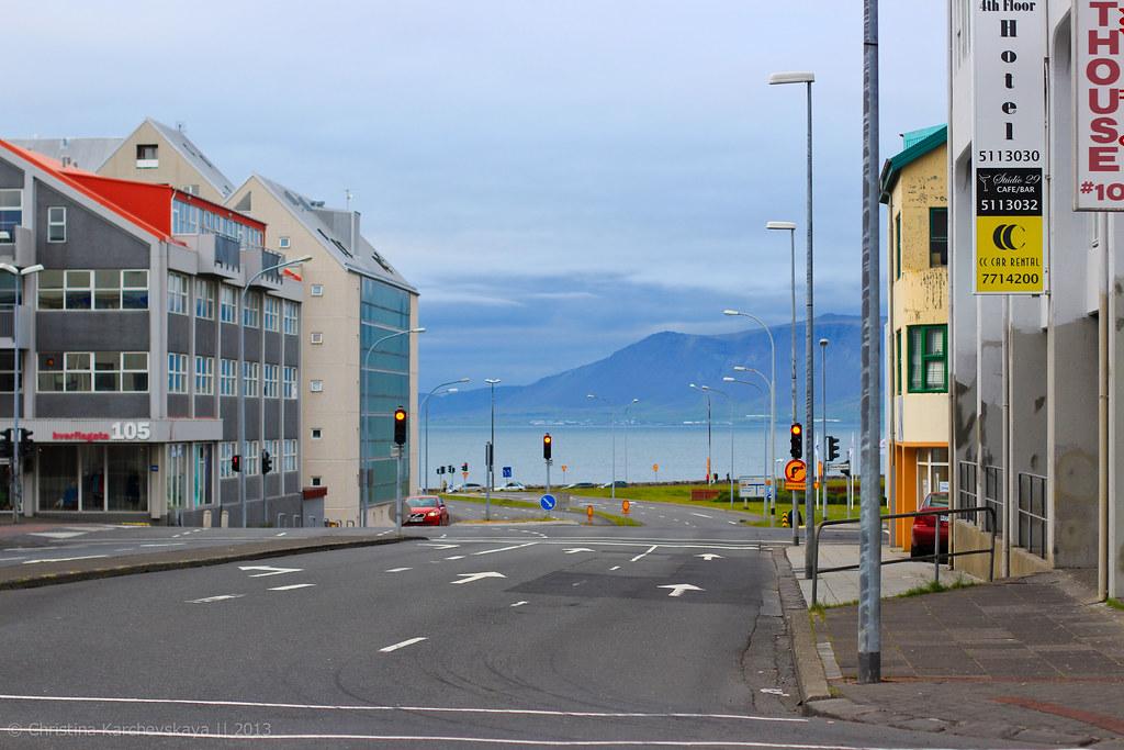 Reykjavik [25]