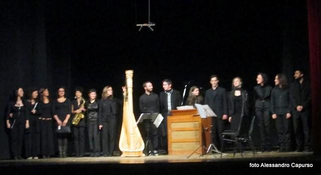 """foto-gruppo Ensemble """"Musikòsine"""""""