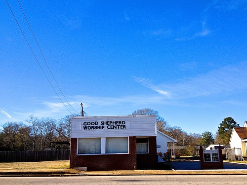 Non-denominational church, Lanett, Ala.