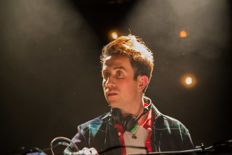 Nick Grimshaw, Superdry London Collections: Men Party