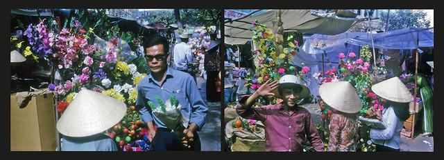 Chợ Tết  NHA TRANG 1964-65