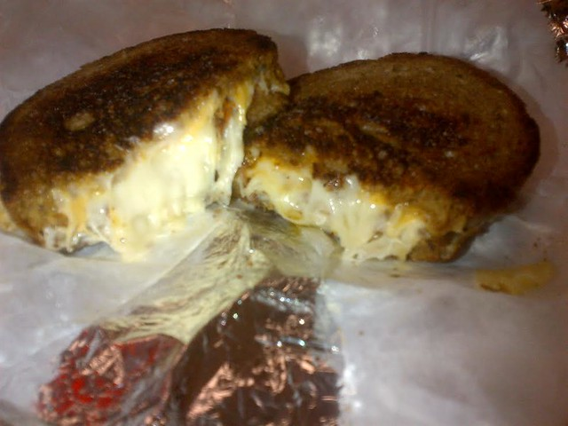 Grilled Cheese Sandwich from American Melts