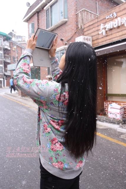 2014年首爾初雪