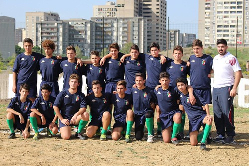San Gregorio Rugby: giovani in palla… ovale!$