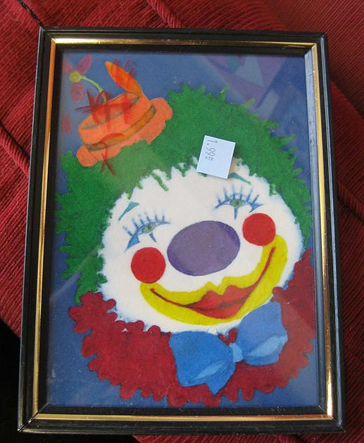 Aaaaaaaand, clowns