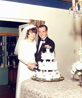 My Wedding 45 Years Ago Today