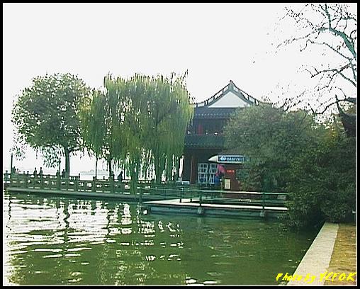 杭州 西湖 (其他景點) - 157 (白堤上的西湖十景之 平湖秋月)