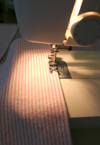 Topstitch Edges