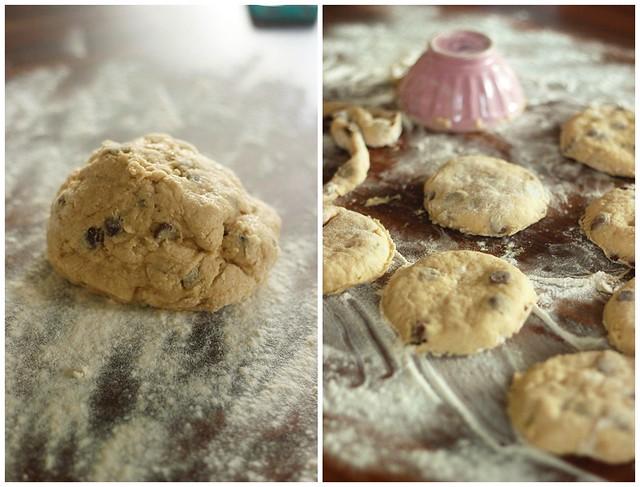 Chocolate Marmalade Scones Recipe