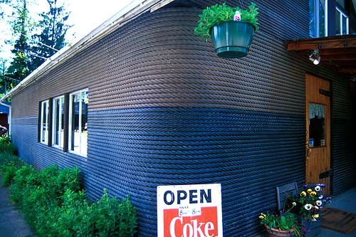 Cable Cook House, Sayward, Sayward Valley, Vancouver Island, British Columbia, Canada