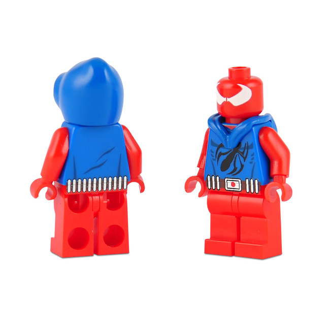 lego scarlet spider decals - photo #2