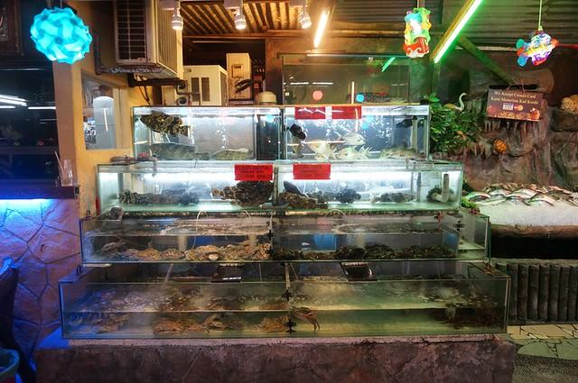 Halal Penang Food ikan bakar Hammer Bay or Seri Pantai - Gold Coast Condominium-001