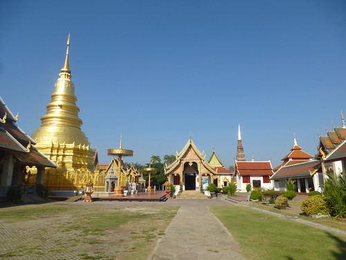 TH-Lamphun-Wat Phra That Haripunchai (4)