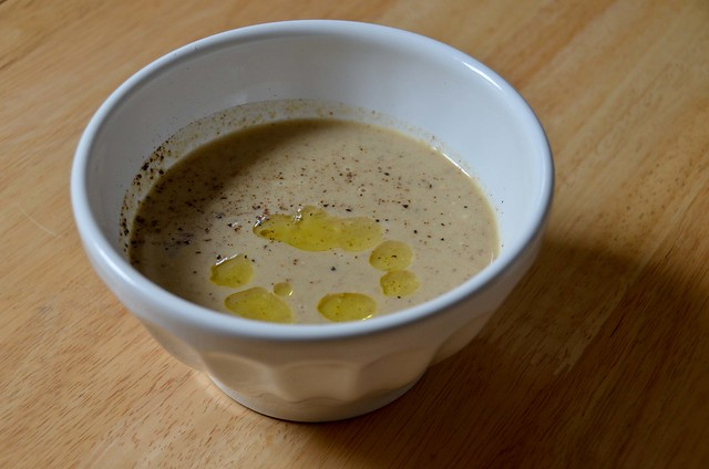 Roasted Cauliflower Soup with Cumin | Flickr - Photo Sharing!
