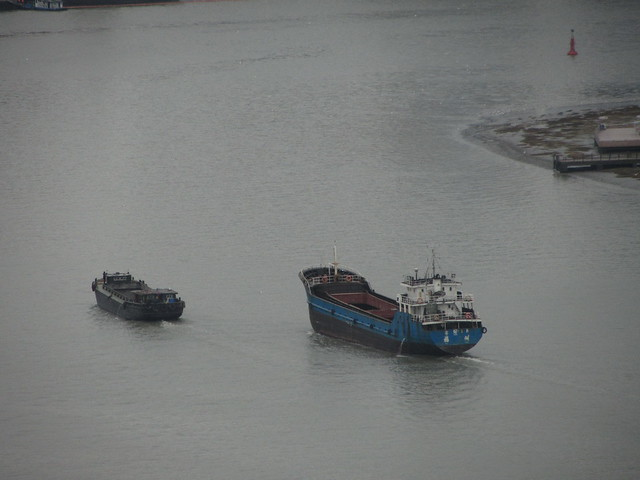 old, ship, new ship